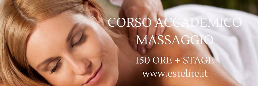 CORSO ACCADEMICO Massaggio 2018