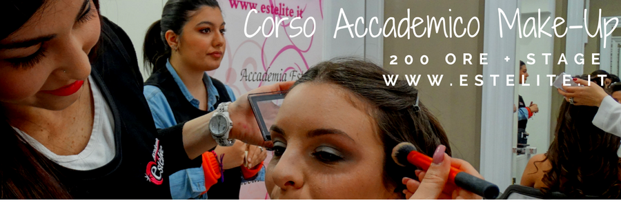 Corso Make Up 200 Ore