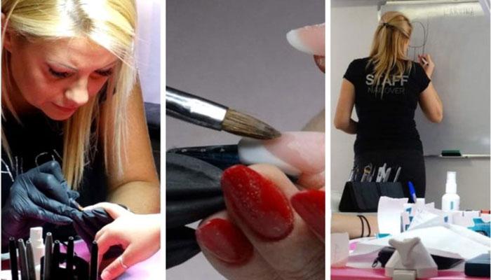 Corso intensivo Gel - Acrigel & Nail Art